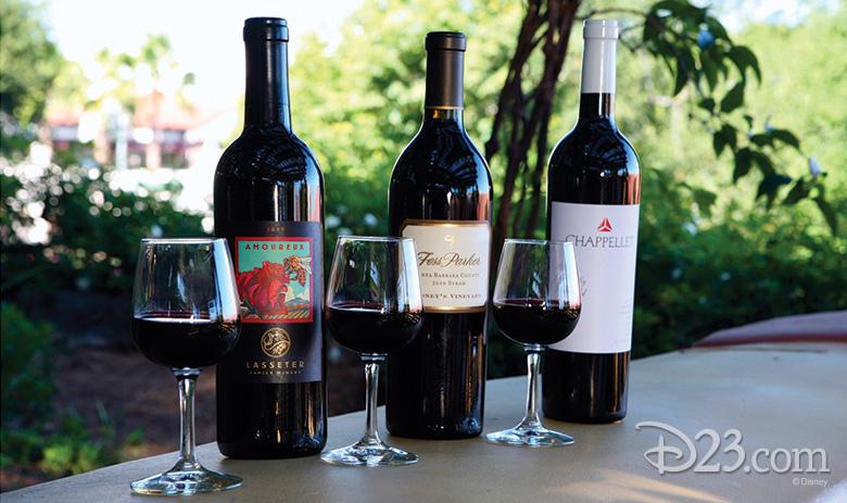 Chappellet Wines