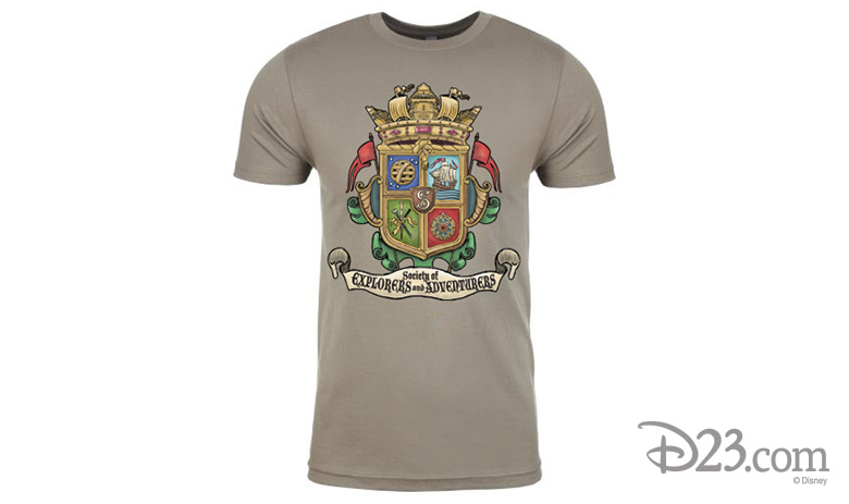S.E.A. (Society of Explorers and Adventurers) T-Shirt