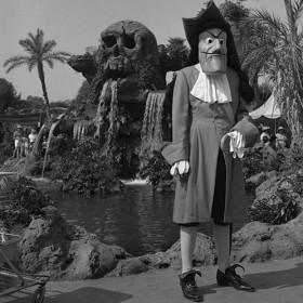 Captain Hook at Disneyland