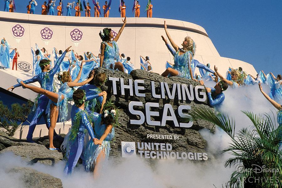 Living Seas
