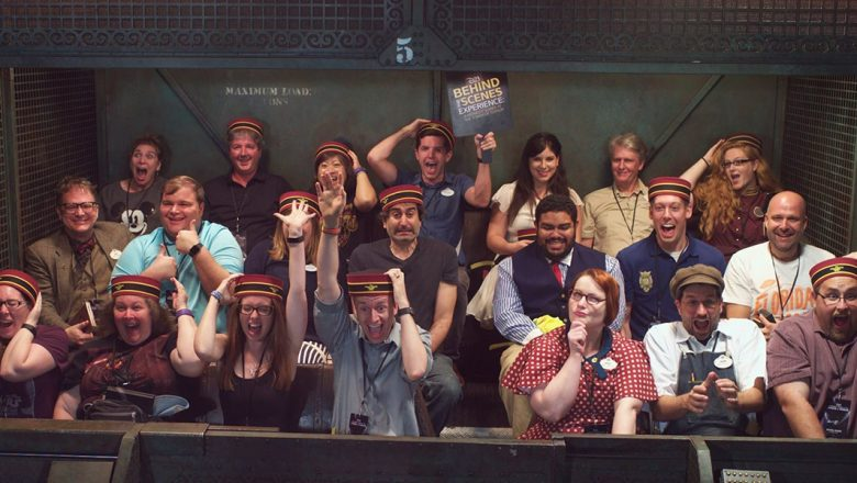 D23 Behind The Scenes Experience A Midnight Soiree At The Tower Of Terror D23