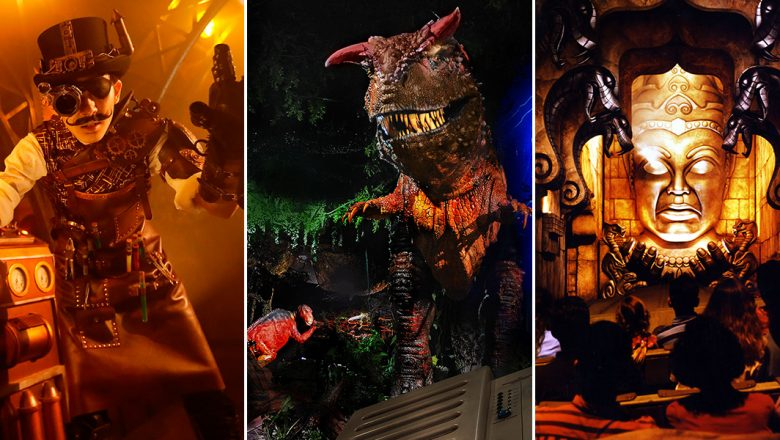13 Classically Creepy Disney Parks Attractions That Will