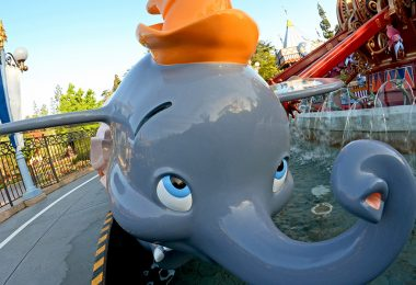See Where Dumbo Soars at Disney Parks Around the World