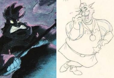 The Hag, Ursula, and Sheriff of Nottingham