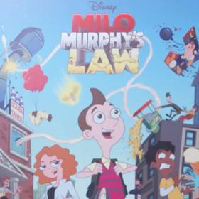 Weird Al Yankovic for Milo Murphy's Law