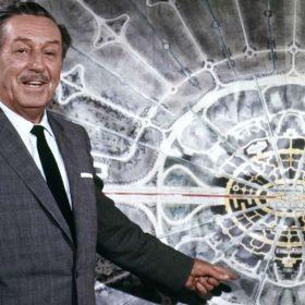 Walt Disney and Epcot