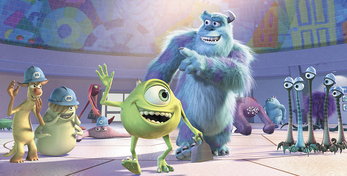 Celebrate A Monster Of An Anniversary With 15 Things We Love About Monsters Inc D23