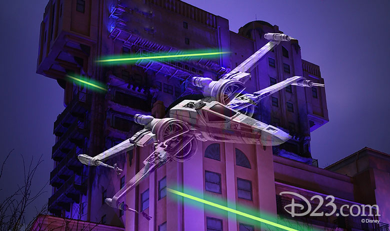 Star Wars at Disneyland Paris