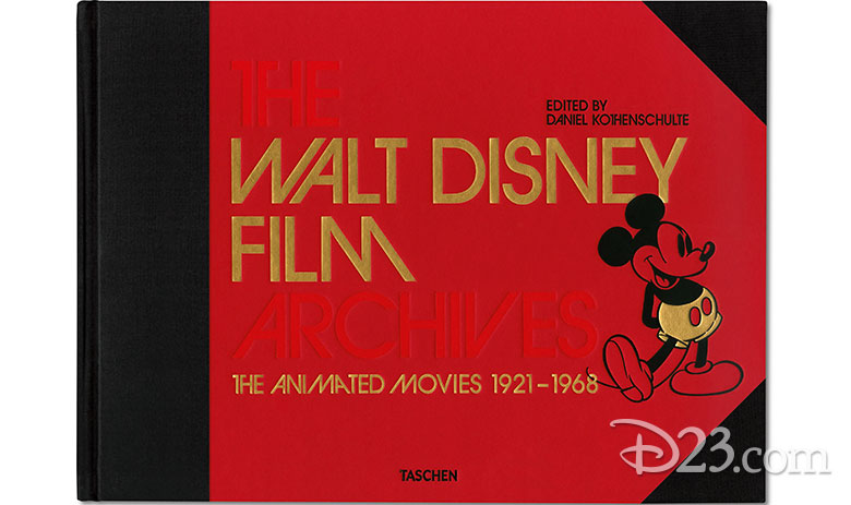 The Walt Disney Film Archives: The Animated Movies 1921–1968