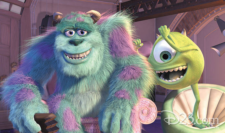 Differences Between Mike Sully And Randall From Monsters Inc: Celebrate A Monster Of An Anniversary With 15 Things We