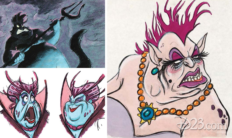 Ursula concept art