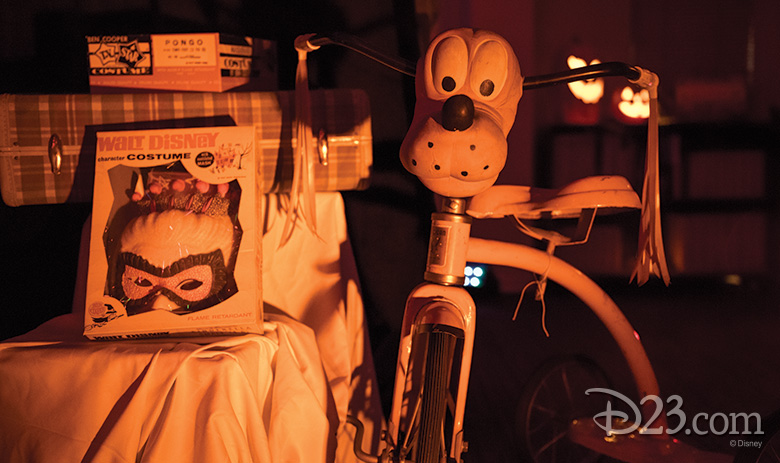 Pluto velocipede from Frankenweenie (1984)