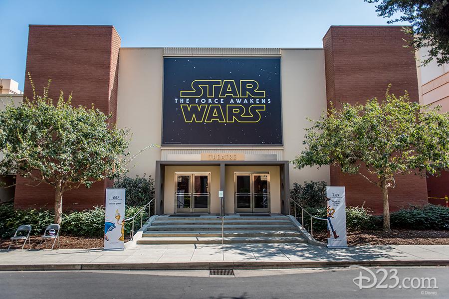 Disney Studio Main Theatre
