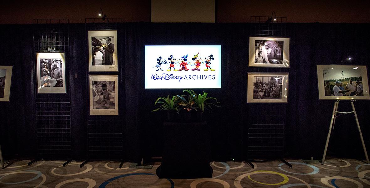 """""""Walt's Great Adventures"""" Walt Disney Archives exhibit"""