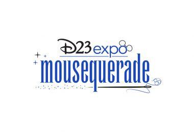 D23 Expo 2017 Mousequerade logo