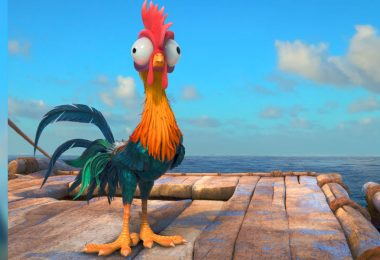HeiHei from Moana