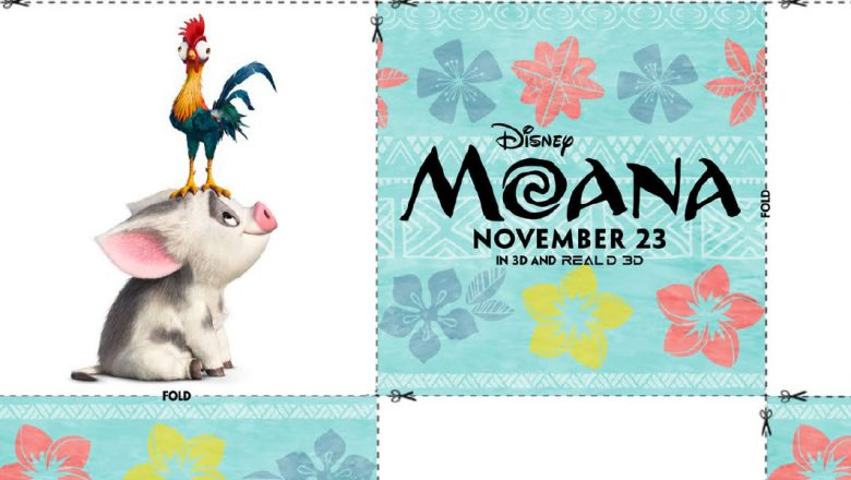 photo regarding Moana Sail Printable named Established Sail for Enjoyment with Printable Moana Functions! - D23
