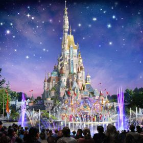 Hong Kong Disneyland expansion