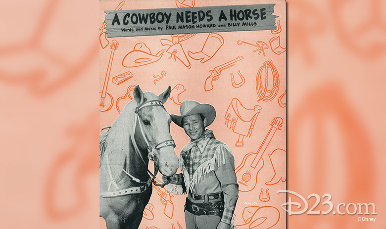A Cowboy Needs a Horse album