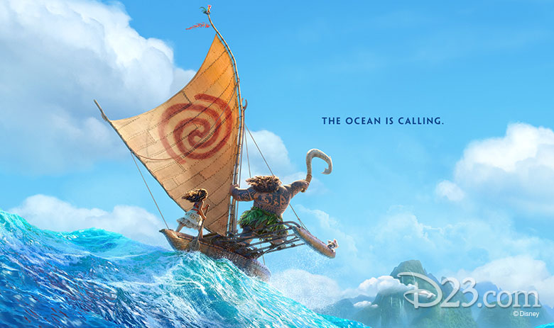 picture regarding Moana Sail Printable titled Established Sail for Entertaining with Printable Moana Pursuits! - D23