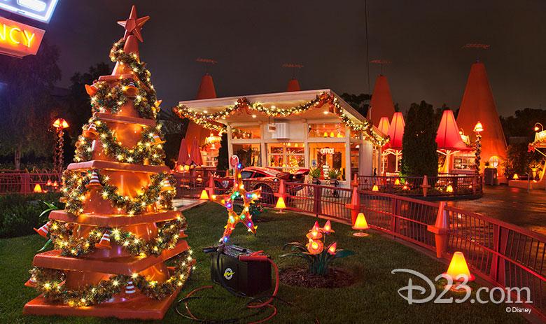 Make Merry at Disney Parks Around the