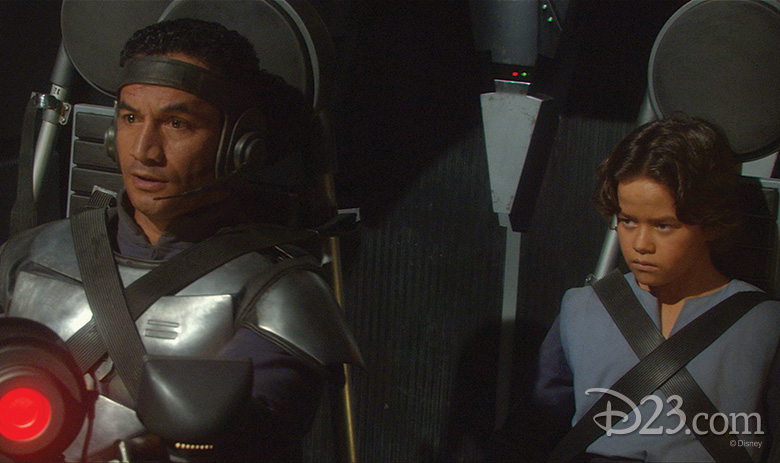 Jango Fett and Boba Fett