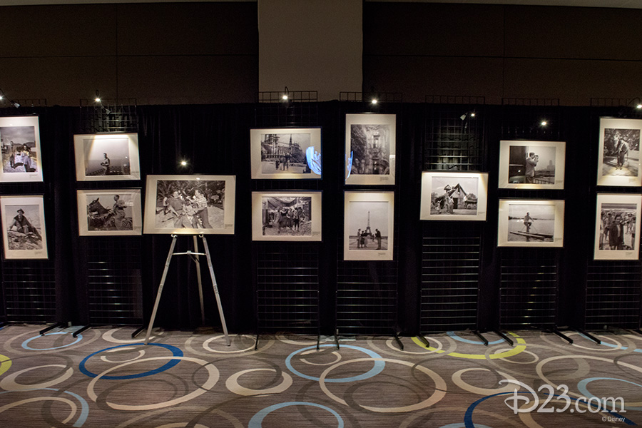 """Walt's Great Adventures"" Walt Disney Archives exhibit"