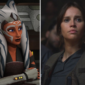 Star Wars leading ladies