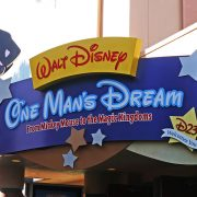 Reliving One Man's Dream in this Walt Disney World Attraction