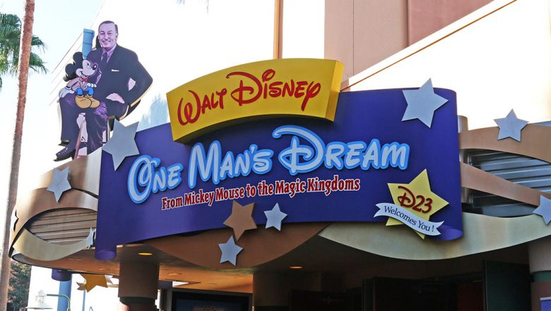 Image result for walt disney one man's dream hollywood studios
