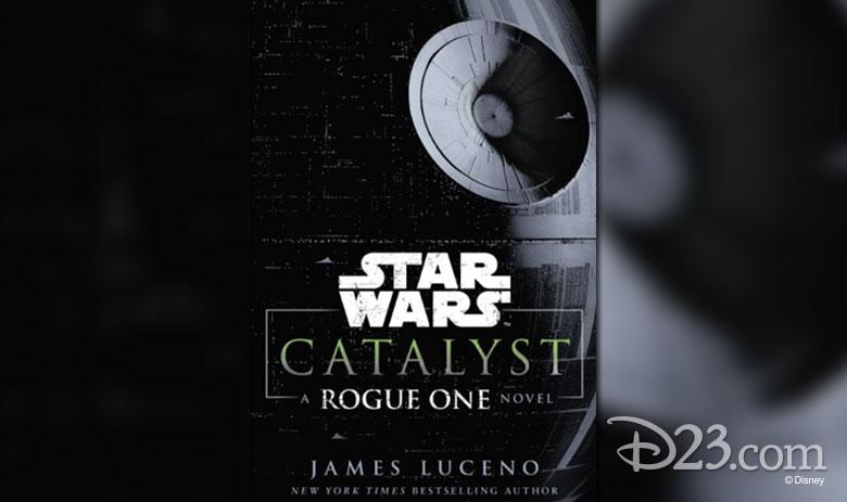 Star Wars Catalyst novel