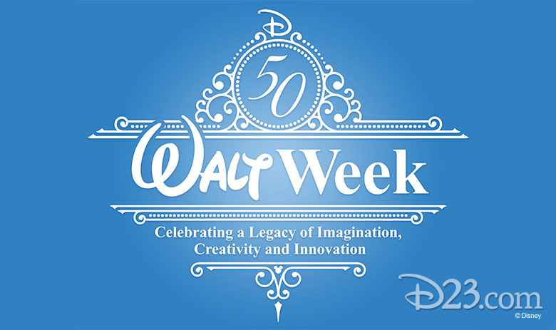 Walt Week