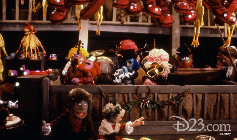 Muppet Christmas Carol.9 Reasons We Love The Muppet Christmas Carol D23