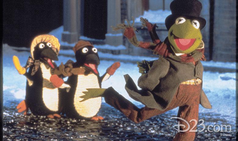 9 Reasons We Love The Muppet Christmas Carol , D23