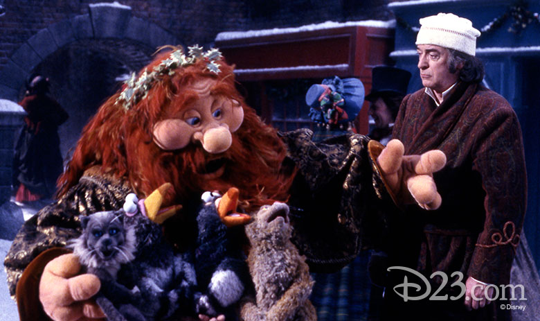 Muppet Christmas.9 Reasons We Love The Muppet Christmas Carol D23