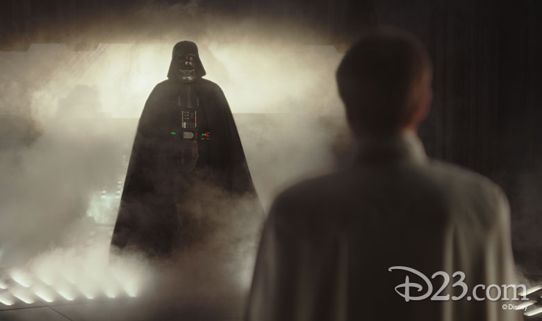 Darth Vader from Rogue One