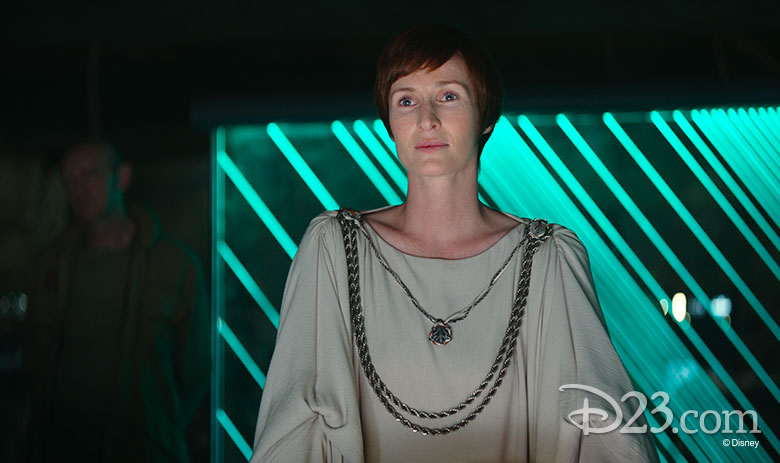 Mon Mothma from Rogue One