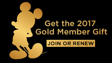 Gold Member Gift Join or Renew button