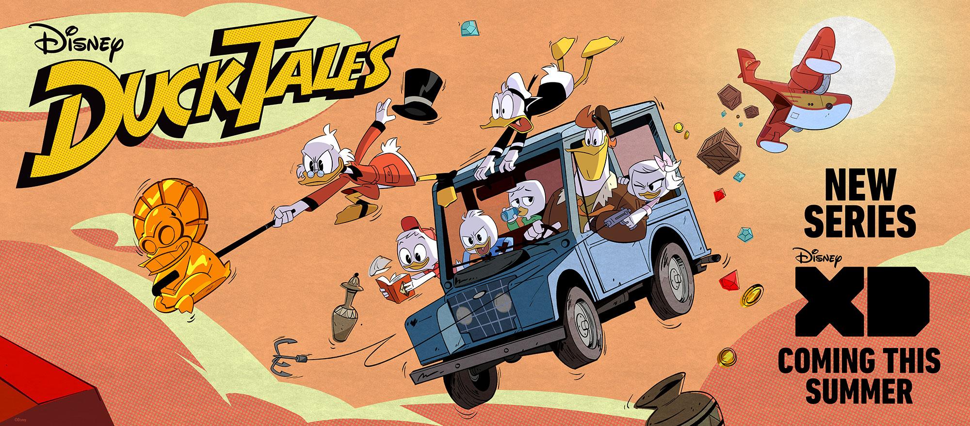 DuckTales teaser image