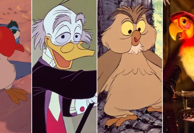 favorite disney birds