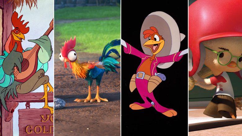Disney chickens
