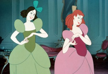 step sisters from Cinderella