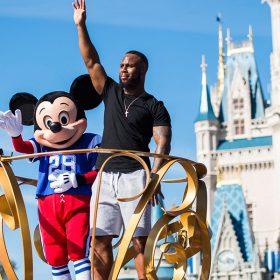 James White goes to Disney World