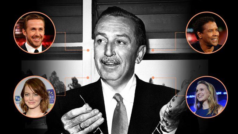 6 Degrees of Walt Disney 2017