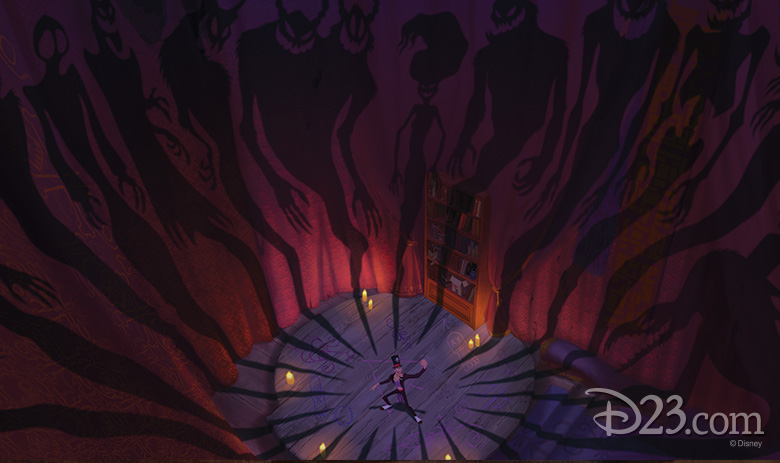 Shadowing Disney: 10 Shadows for Groundhog's Day - D23