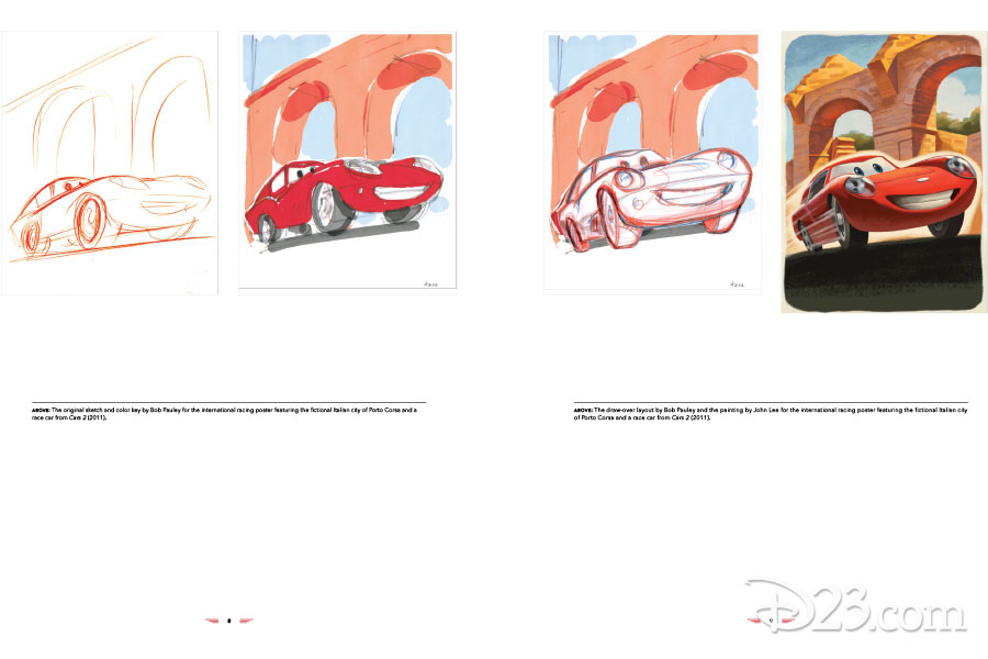 Poster Art of Cars