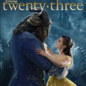 Disney twenty-three spring 2017 cover