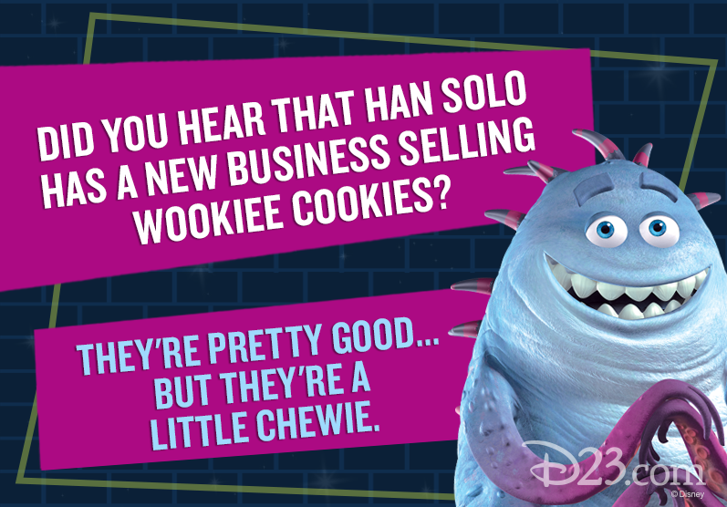 5 Jokes That Would Be An Absolute Scream At Monsters Inc Laugh