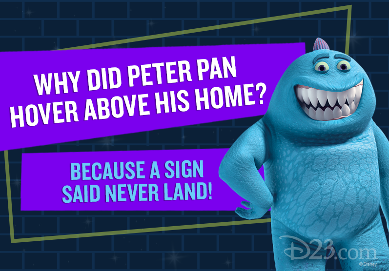 5 Jokes That Would be an Absolute Scream at Monsters, Inc