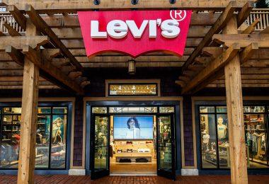 Disney Springs Levi's